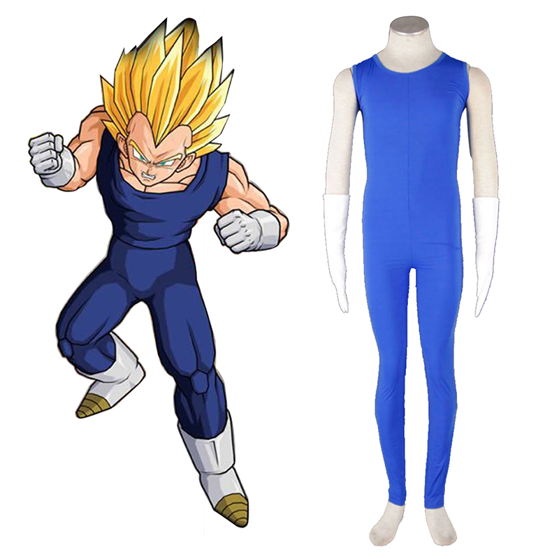 Dragon Ball Vegeta 2 Cosplay Costumes UK