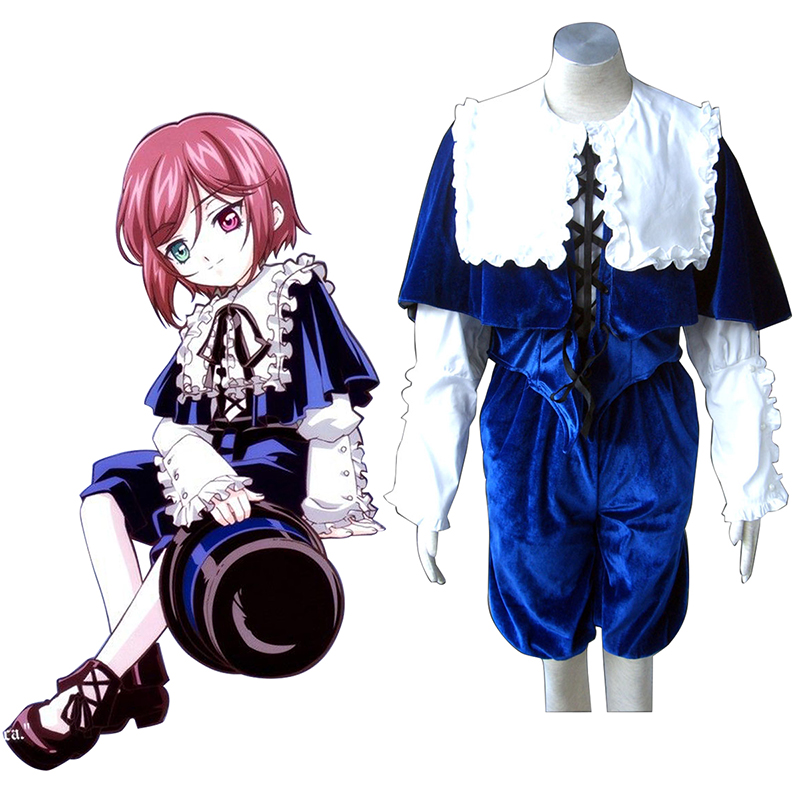 Rozen Maiden Souseiseki Cosplay Costumes UK