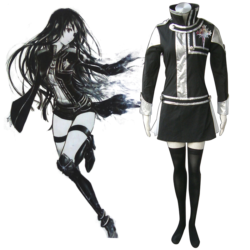 D.Gray-man Lenalee Lee 1 Cosplay Costumes UK