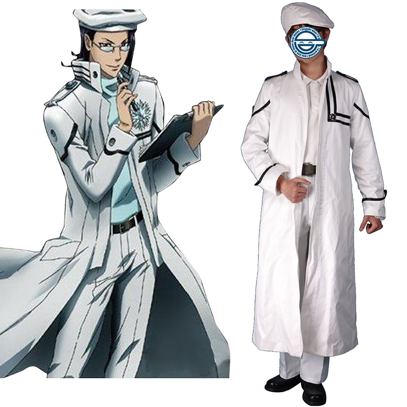 D.Gray-man Komui Lee 1 Cosplay Costumes UK