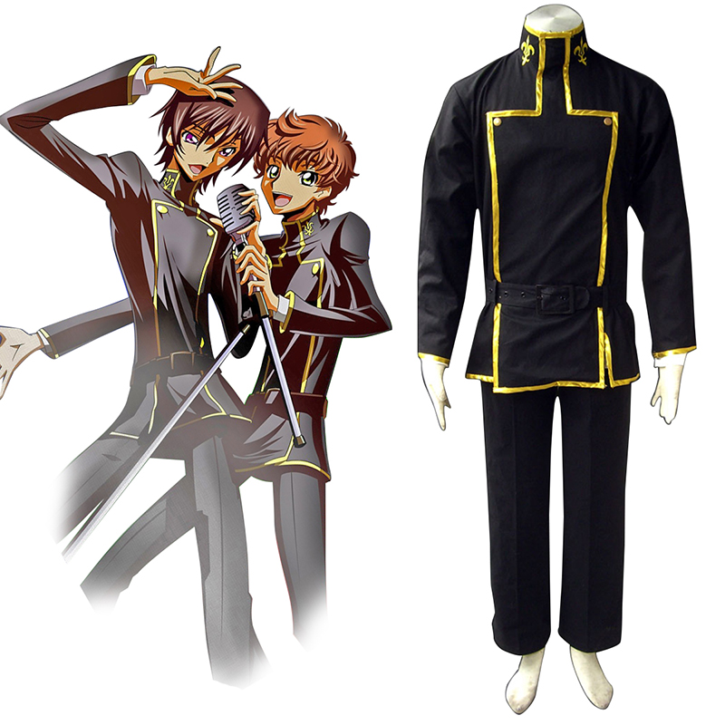 Code Geass Lelouch Lamperouge 1 Cosplay Costumes UK