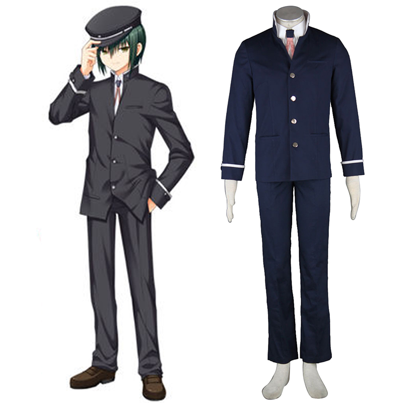 Angel Beats! Naoi Ayato Cosplay Costumes UK