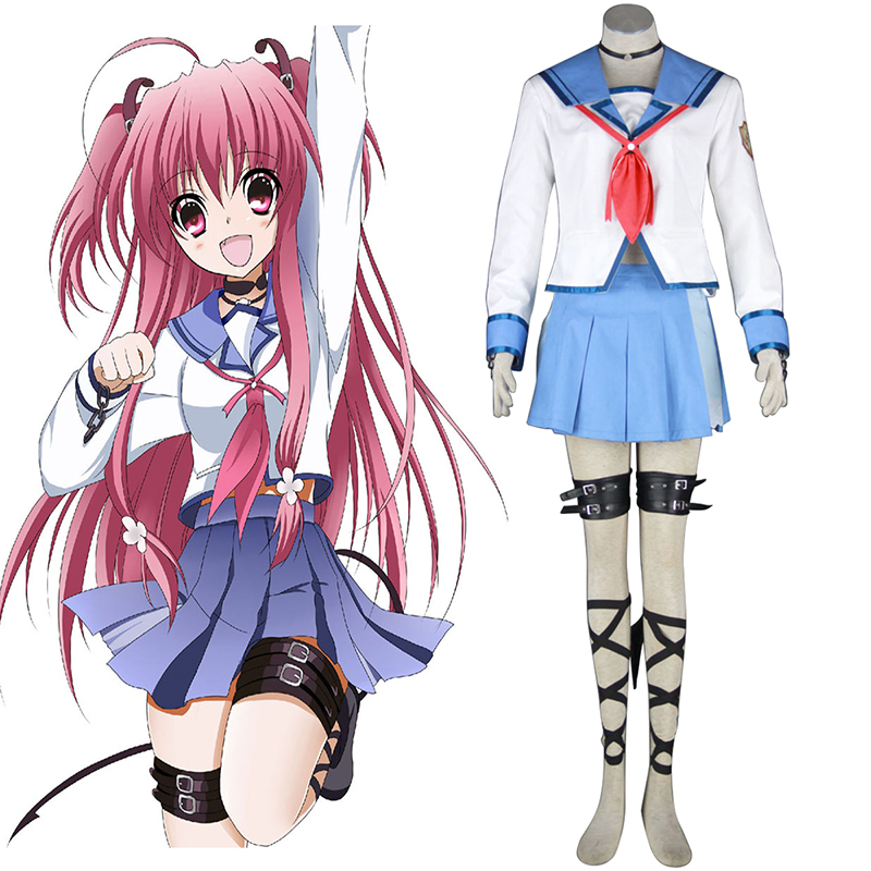 Angel Beats! Yui 1 Cosplay Costumes UK