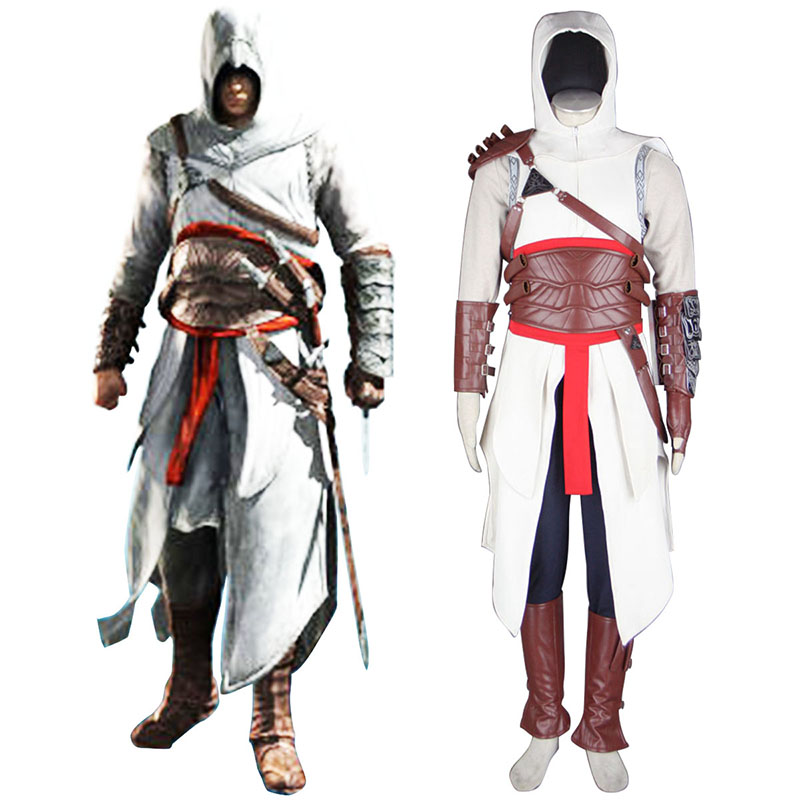 Assassin's Creed Assassin 1 Cosplay Costumes UK
