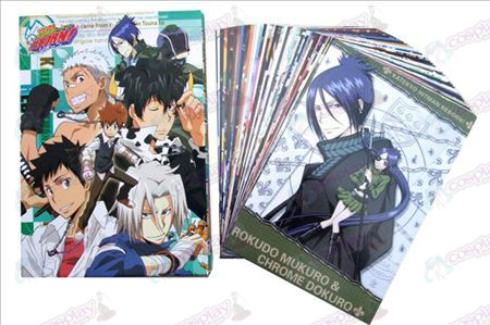Reborn! Accessories Postcards + Cards (1)