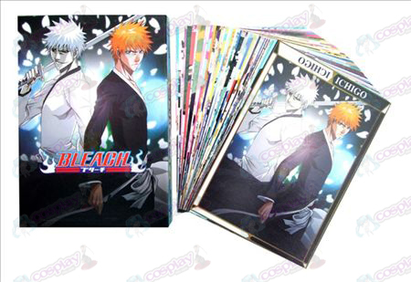 Bleach Accessories Postcards + Cards (1)
