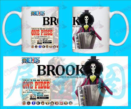 H-One Piece Accessories Mugs BROOk