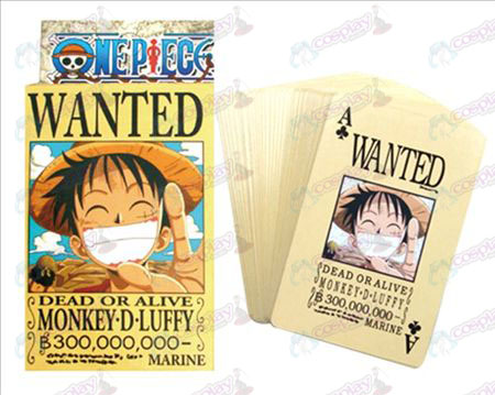 One Piece Accessories Poker (3)