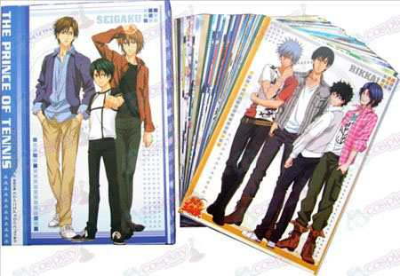 The Prince of Tennis Accessories Postcards + Cards (2)