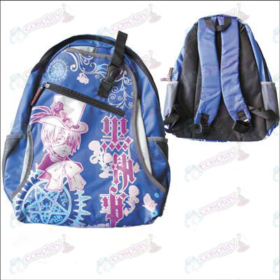 Black Butler Accessories People Backpack