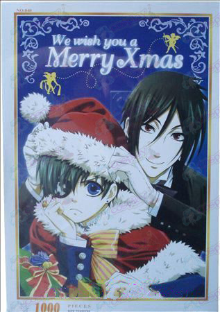 Black Butler Accessories Jigsaw NO-840
