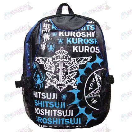 Black Butler Accessories Backpack