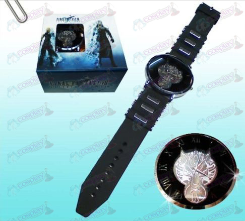 Final Fantasy Accessories black watches