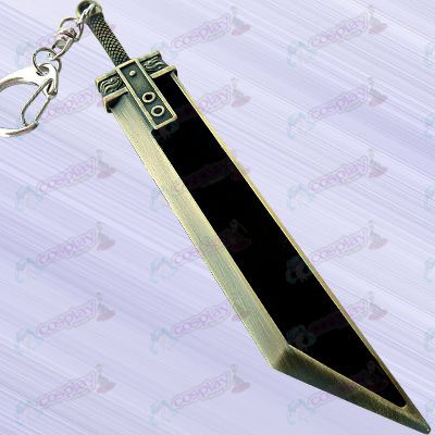Final Fantasy Accessories-Zaks arms hanging buckle