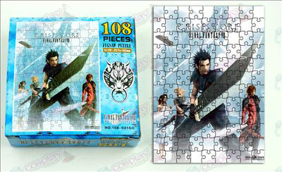 Final Fantasy Accessories puzzle (108-021)