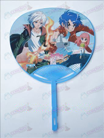 Star-Stealing Girl Accessories cool fan 2