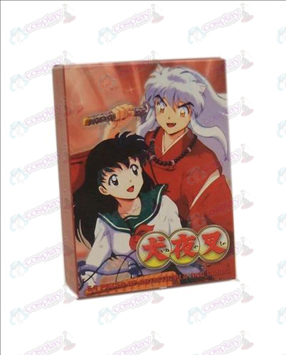 Hardcover Poker (InuYasha Accessories)