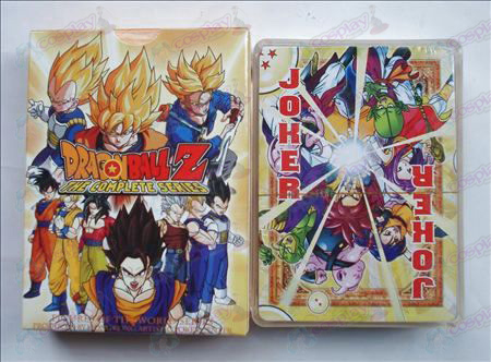 Hardcover edition of Poker (Dragon Ball Accessories)