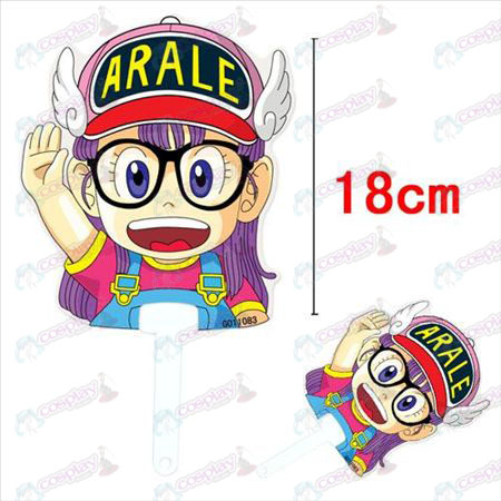 Dr. Slump Accessories Xiaoyun (Ala) cool fan