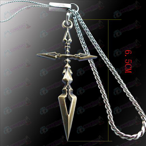 Steins; Gate Accessories Cross Machine Chain