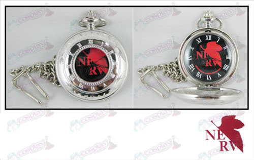 Scale hollow pocket watch-EVA Accessories