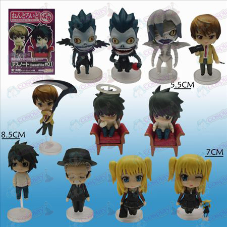 11 Death Note AccessoriesQ Version floor doll (sets)