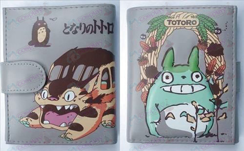 Q version of My Neighbor Totoro Accessories Avatar wallet