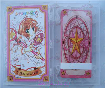 Cardcaptor Sakura Accessories Kro cards