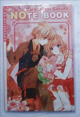 Cardcaptor Sakura Accessories Notebook