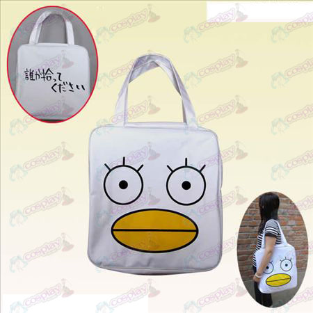 Gin Tama Accessories Elizabeth Canvas Bag