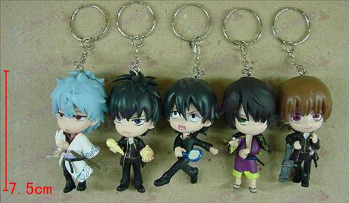 2nd generation Gin Tama Accessories Doll buckle
