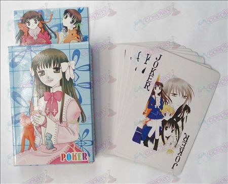 Fruits Basket Accessories Poker (1)