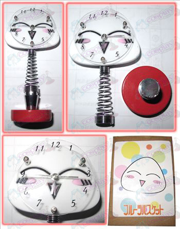 Fruits Basket Accessories rice small alarm clock