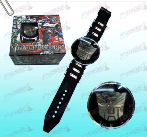Transformers Accessories Autobots black watches