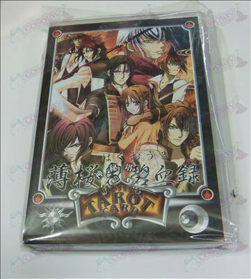 Hakuouki Accessories Mysterious Tarot