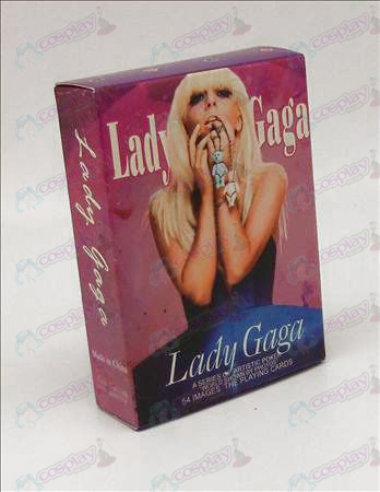 Hardcover edition of Poker (LadyGaga)