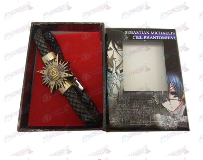 DD.Gray-man Accessories punk strap