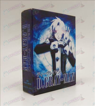 Hardcover edition of Poker (D.Gray-man Accessories)