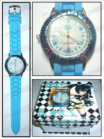 Lack Rock Shooter Accessories caike Watches