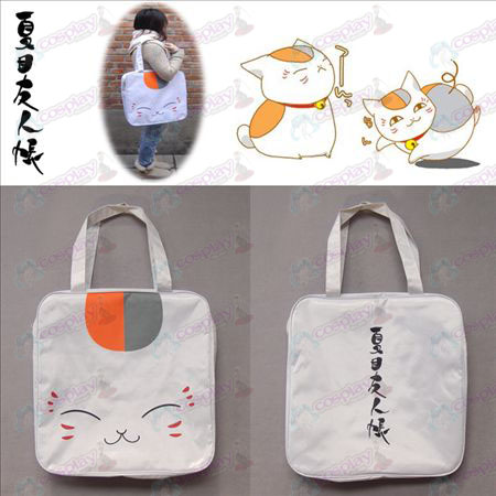 Natsume's Book of Friends Accessories Cat teacher handbags