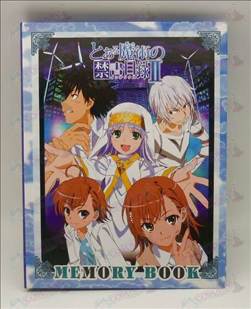 A Certain Magical Index Accessories Big Classmates (4 / set)