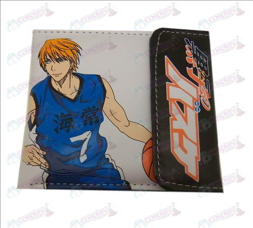Sunspot basketball snap wallet