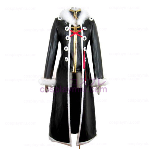Hunter X Hunter Kuroro Lucifer Costume