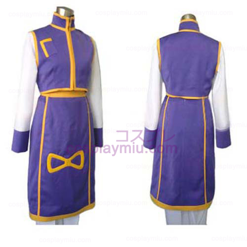 Hunter X Hunter Kurapika Cosplay Costume