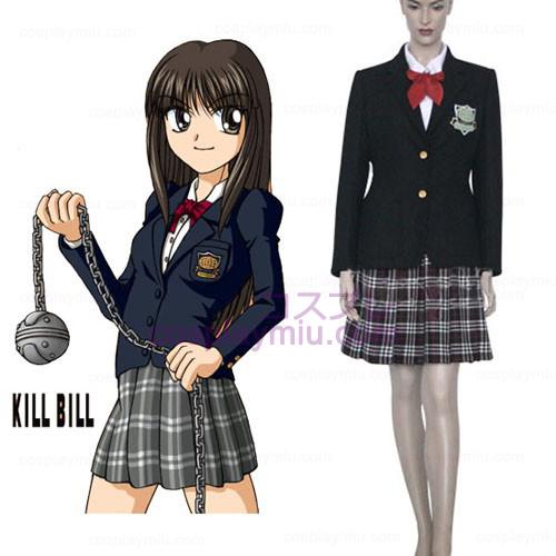Kill Bill Gogo Costume Kill Bill Gogo Yubari Cosplay