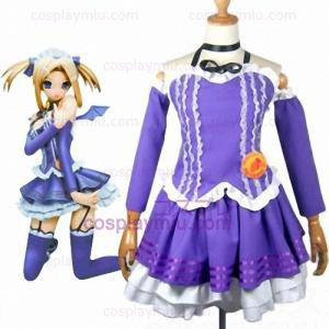 Welcome to Pia Carrot Purple Cosplay Costume