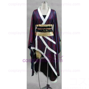 Samurai Warriors Nouhime Cosplay Costume For Sale