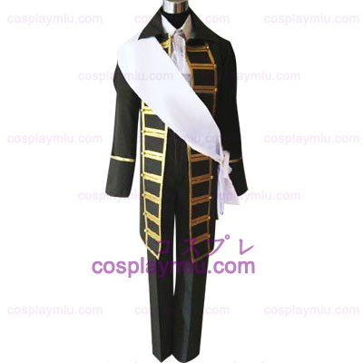 Hetalia: Axis Powers Spain Cosplay Costume