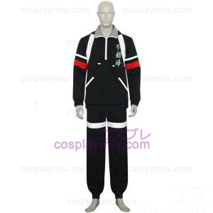 The Prince Of Tennis Fudomine Black Cosplay Costume