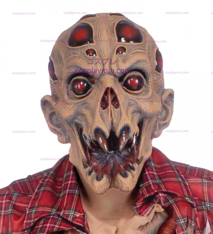 Gruesome Alien Abduction Adult Mask